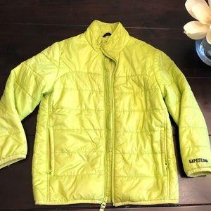 Boys puffer jacket from Gap kids!